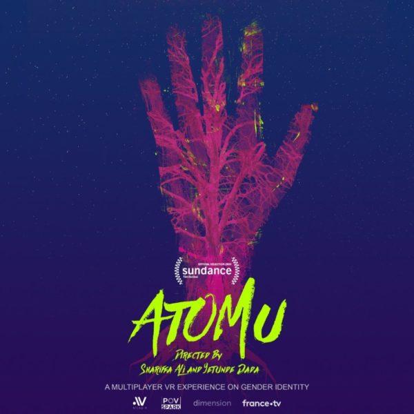ATOMU poster